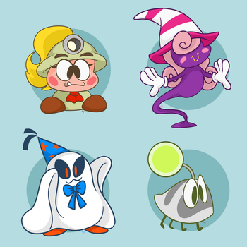 Paper Mario by crab-pinches