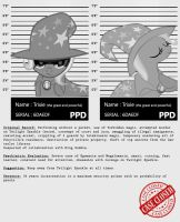 My little Criminal Records: Trixie by dan232323