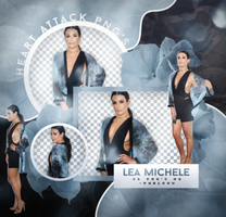 +Lea Michele|Pack Png. by Heart-Attack-Png