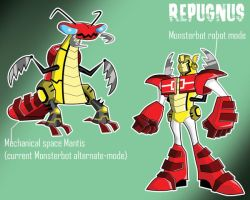 Repugnus: animated 2.0 by ActionChad