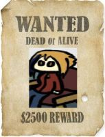 Wanted for doing NOTHING by Ungatt