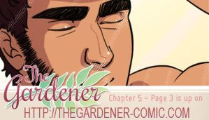 The gardener - Chapter 5 page 3 by Marc-G