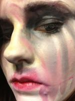 Face paint by Saria-Of-the-Fallen