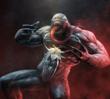 VENOM (full) by dante-cg