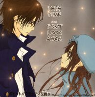 Don't look away by Ayuukimi