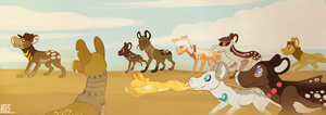 Onwards [Evoloon summer event '15] by Solminol