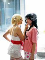 Desire- Catherine and Vincent genderbent cosplay by XiXiXion