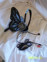 Vocaloid headphones 2.0 by WildRoseWorkshop