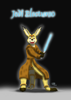 Jedi Electuroo by Threehorn