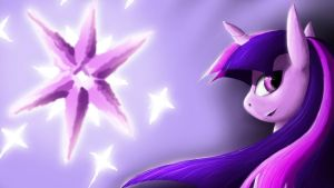 Twilight wall by LetsSaveQupo