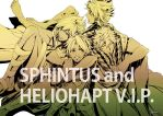 MAGI - SPHINTUS and HELIOHAPT V.I.P. by ktkh