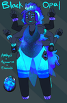 black opal fusion by summermon