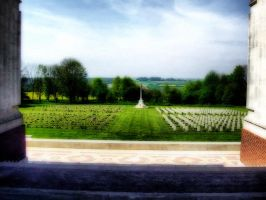 Thiepval Memorial by elfullero