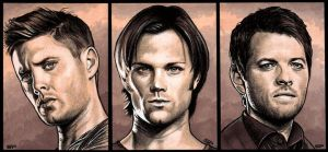 SUPERNATURAL 2011 by S-von-P