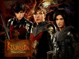 Kings of Narnia by DaaRia