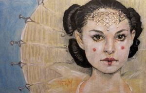 the Lady of Naboo by uncannyman