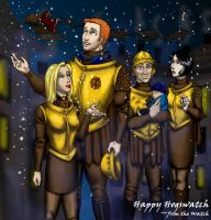 Hogswatch Night jesidres by a-discworld-guild