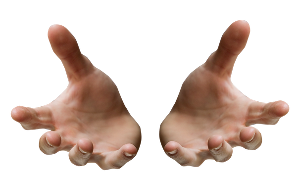 hand png by DIGITALWIDERESOURCE