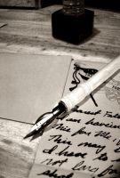 A Letter Home by snathaid-mhor