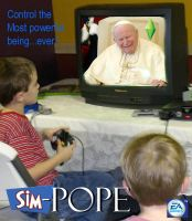 Sim-Pope by Gzip16