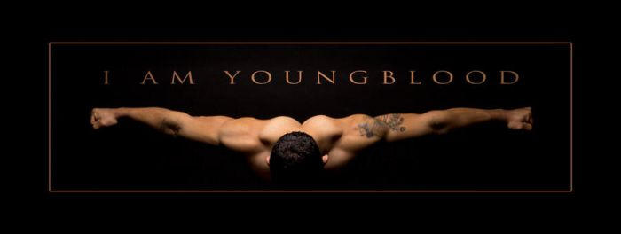 I am Youngblood by Monikker