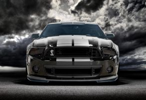 BlackGrey GT500 - Alt by lovelife81