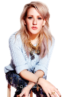 PNG Ellie Goulding 003 by PixxLussy