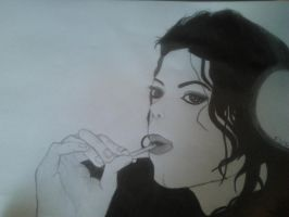 Michael Jackson by psssiifff