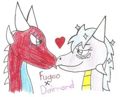 FugeoxDaimond by 12051993