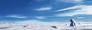 Southpole Distance by JuanSan