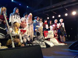 J-popcon Judges and Winners by etaru