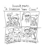 A Starrison Short Comic by kururu69
