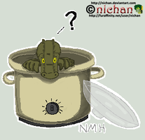 Croc Pot by nichan