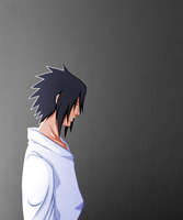 Sasuke 222 color by NarutoSama19