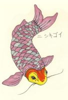 Copic Koi... by Late-Night-Cannibals