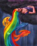 Rainbow Fish by mallettepagan0