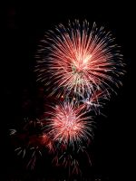New Years Fireworks 3 by AquarianPhotography