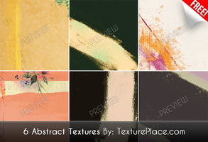 6 Abstract Textures by textureplace