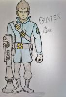 Titan Fortress 2 Extra - Gunter the Soldier by Fil101
