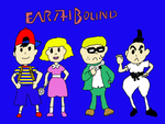 Earthbound/Mother 2 by AwesomeSauceShaun