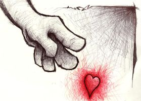 Reaching for Love by shway--dude