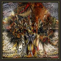 Autumn Bunch of Flowers by Xantipa2-2D3DPhotoM