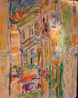 From The Cafe Table Arles by michaelzer0