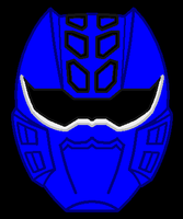 Power Rangers Jungle Fury - Blue Ranger by PowerRangersWorld999