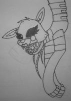 Mangle is Watching You by Kitistrasza