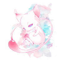 Mew by jaslikeschocolate