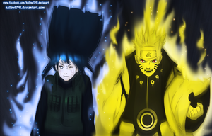 The power of Naruhina ~ naruto 615 by hallow1791