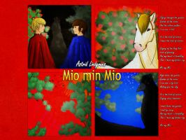 Mio my Mio wallpaper by ScandinavianLullaby