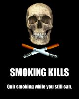 Smoking Kills by BullMoose1912