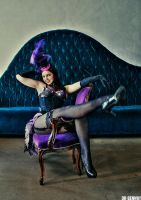 Burlesque Beasties 5 by Dr-Benway